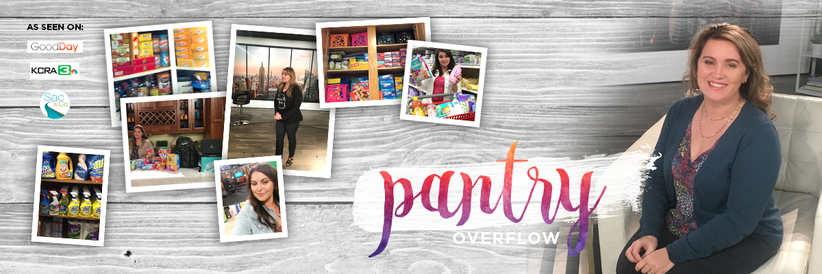 Pantry Overflow coupon blog