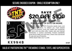 photo about Phantom Fireworks Coupons Printable known as Fireworks Discount coupons + Guidelines For Obtaining Your Fireworks! Pantry