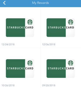 Shopkick App-Earn FREE Gift Cards For Starbucks, Target, and MORE