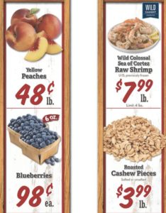 Sprouts 72 Hour Sale! Friday August 2-Sunday August 4! Pantry Overflow